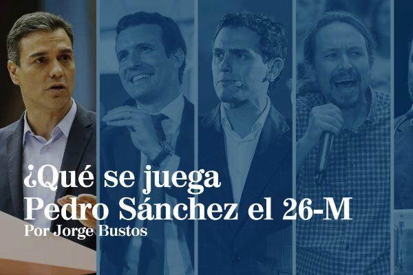 ¿Qué se juega Pedro Sánchez y el PSOE ?