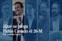 ¿Qué se juega Pablo Casado y el PP?