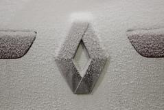 Logo de Renault.