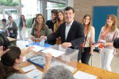 Fernando Giner, candidato de Ciudadanos a la Alcaldía de Valencia