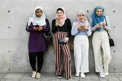 Las redes sociales han permitido impulsar la moda modesta.