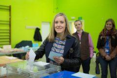 Las imágenes de las elecciones en Euskadi