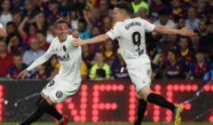 El Valencia conquista su octava Copa del Rey