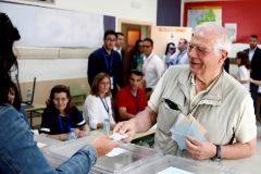 Gran éxito de Borrell