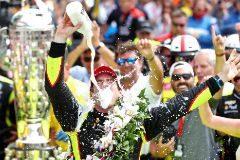 Pagenaud amplía la leyenda de Penske en las 500 Millas de Indianápolis