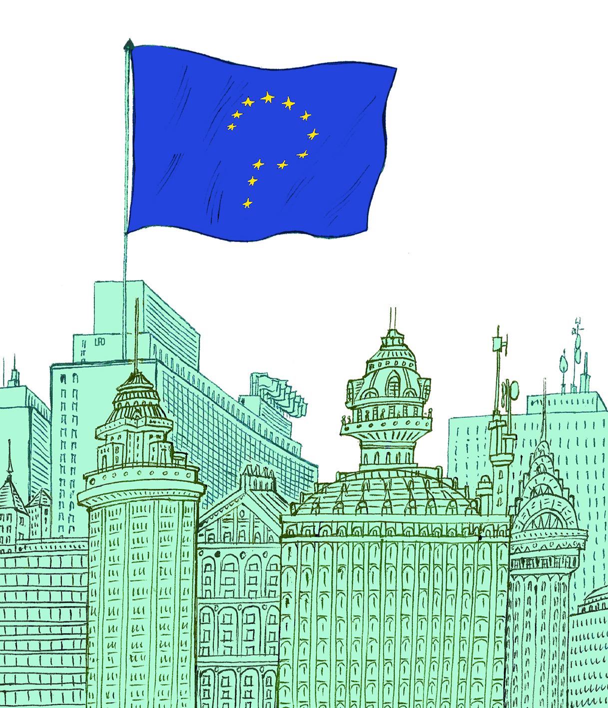 La renovada morada de Europa
