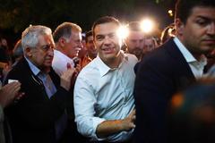 La derrota de  Tsipras  fuerza un adelanto electoral
