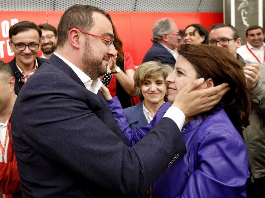 Elecciones Asturias 2019: El nuevo PSOE de Adrián Barbón se beneficia de la división ajena