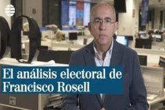 El análisis electoral de Francisco Rosell