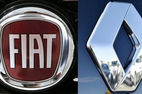 Renault acepta estudiar la propuesta de alianza de Fiat Chrysler Automobiles