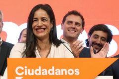 """Begoña Villacís: """"Entraremos en el Ayuntamiento con el PP porque nos apetece"""""""