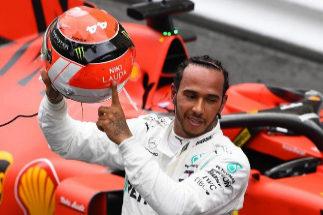"""Las quejas de Hamilton y una victoria """"con el espíritu de Lauda"""""""