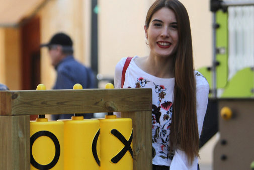 Natalia Tejedor ha logrado la primera posición en el examen RFIR de radiofísica hospitalaria.