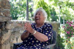 Charito, la abuela elegida concejal a los 95 años