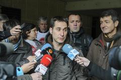 Iker Casanova, parlamentario de EH Bildu.