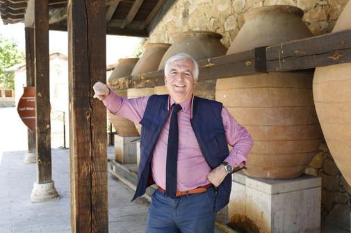 Carlos Rivera, alcalde de Torremocha.