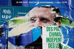 """Macron """"no cambiará"""" su política pese a ser superado por la extrema derecha"""