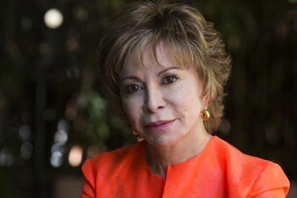 La escritora Isabel Allende, en junio de 2017 en Madrid.