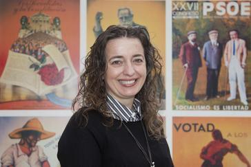 Maider Lainez, candidata socialista a la alcaldía de Andoain