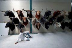 Perpetuar al toro haciendo arte
