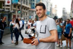 """Laprovittola, el MVP que suena para el Madrid: """"Pensé en dejarlo todo"""""""