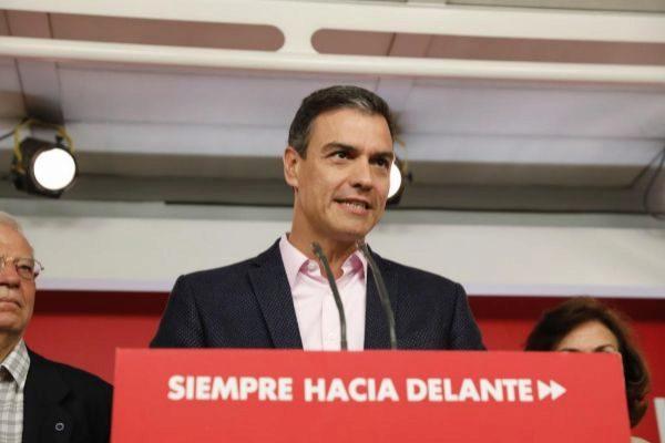 El presidente del Gobierno, Felipe González.