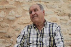 El alcalde de , José Luis Seguí (PP)