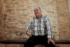 El alcalde de Almudaina, José Luis Seguí (PP)