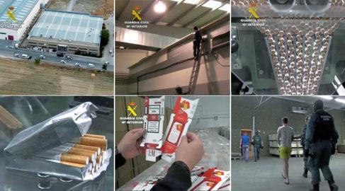 Esclavos en la millonaria factoría clandestina de cigarros