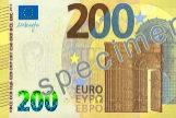 Así son los nuevos billetes de 100 y 200 euros que hoy entran en circulación