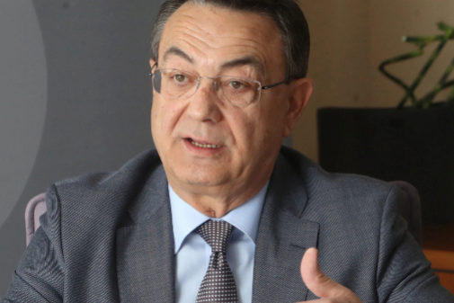 Sebastián Pla, presidente de la CEV en Castellón.