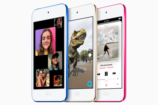 El iPod Touch no está muerto: Apple presenta un nuevo modelo