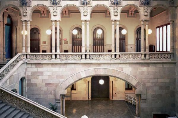 Imagen de la Audiencia de Barcelona donde se celebrará el juicio
