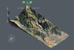 Un maratón montaña abajo en Granada para romper la barrera de las dos horas