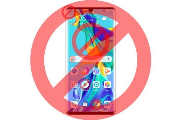 Todo lo que podrían perder los móviles Huawei (además de Android)