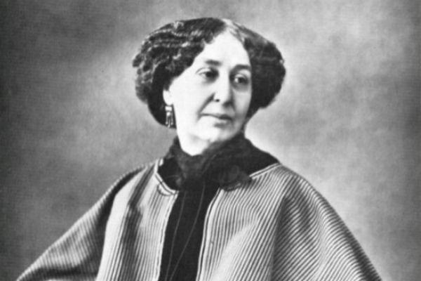 George Sand, pseudónimo de Aurore Lucile Dupin, baronesa de Dudevant.