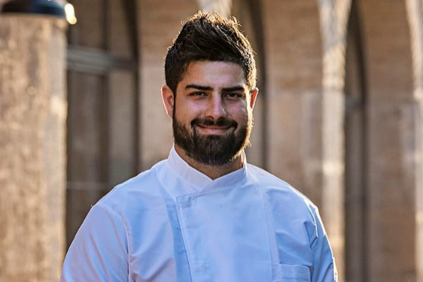 El chef Mattia Turchet lidera la propuesta enogastronómica de Terra Dominicata.