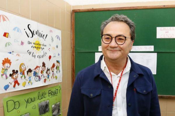 El candidato socialista a la Alcaldía de Alicante, Paco Sanguino.