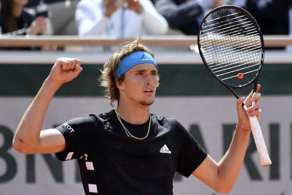 EPA7201. PARÍS (FRANCIA).- El tenista alemán Alexander...