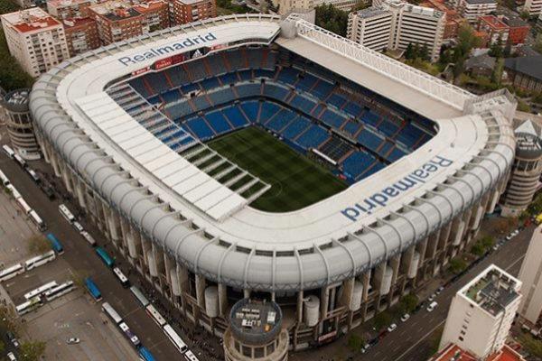 El Real Madrid, el club más valioso de Europa