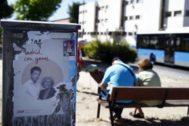 29/05/2019.Foto Javier Barbancho.Madrid Comunidad de Madrid. Reportaje barrio mas abstencionismo de Madrid <HIT>Vallecas</HIT>