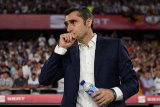 Horas decisivas para Ernesto Valverde