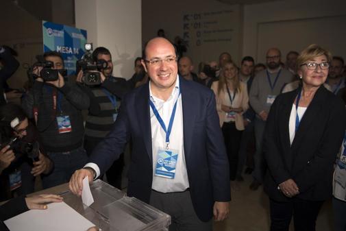 """El TSJ de Murcia absuelve al ex presidente Pedro Antonio Sánchez por la """"total inactividad de la juez"""""""