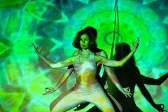 Imagen del espectáculo 'Wonders' de Teatro Inverso.