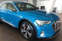 El Audi e-tron llega a Audi Center València