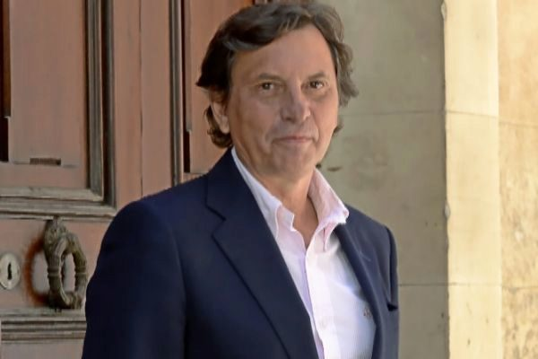 Mateo Isern, ex alcalde de Palma del PP.