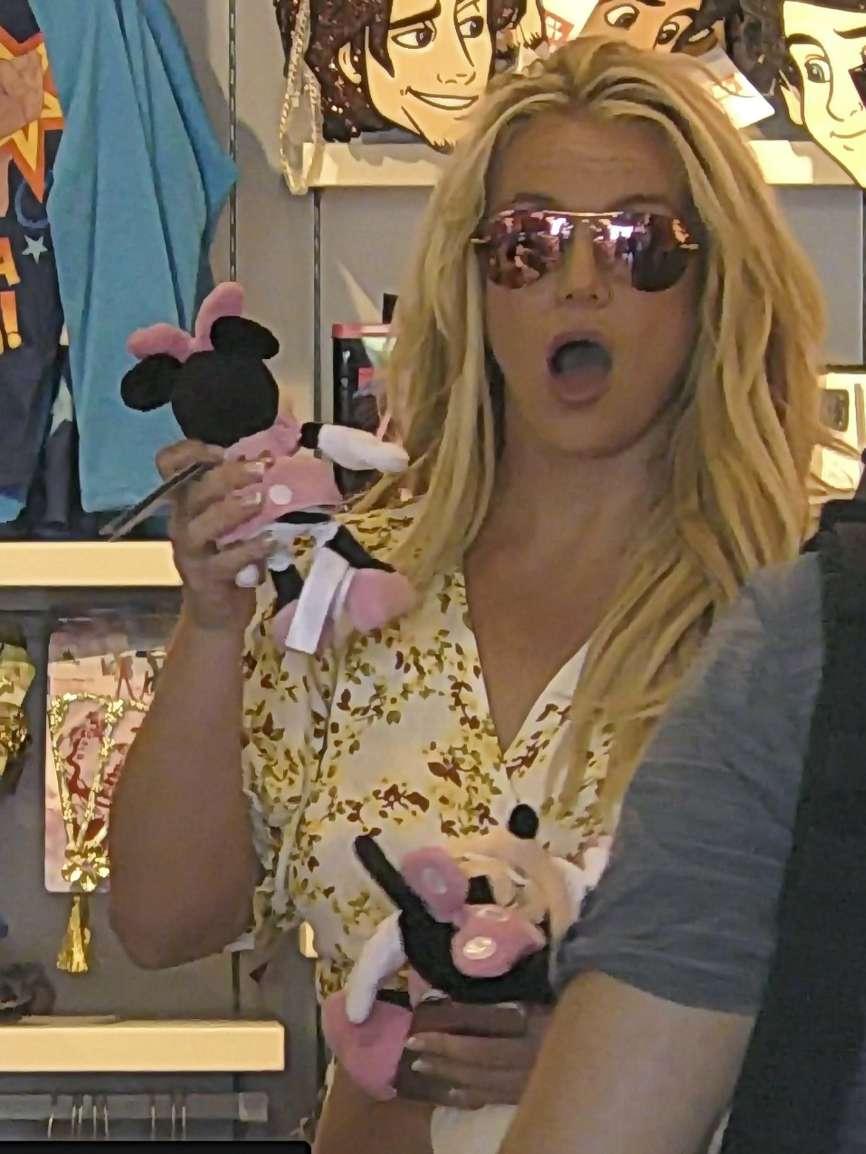 Britney Spears también ha sufrido problemas de ansiedad y depresión....