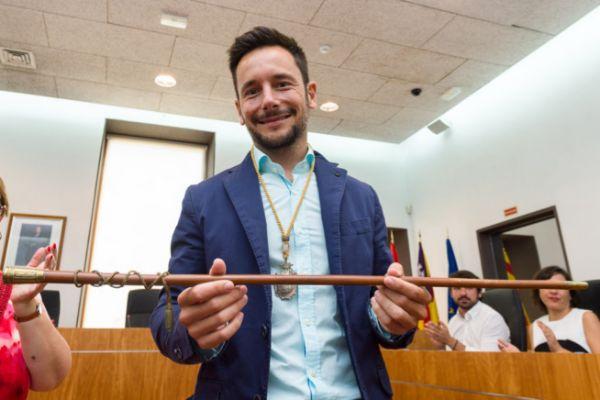 Rafa Ruiz, alcalde de Ibiza.