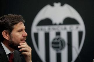 El director general de Valencia, Mateu Alemany, en su comparecencia.