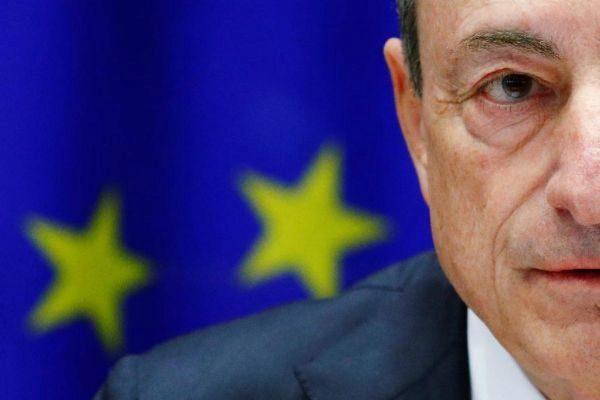 El presidente del BCE e integrante del G-30, Mario Draghi.